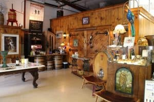 First Crush Winery tasting room